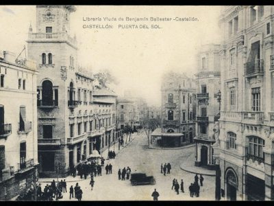 Puerta del Sol, Castellón 1925